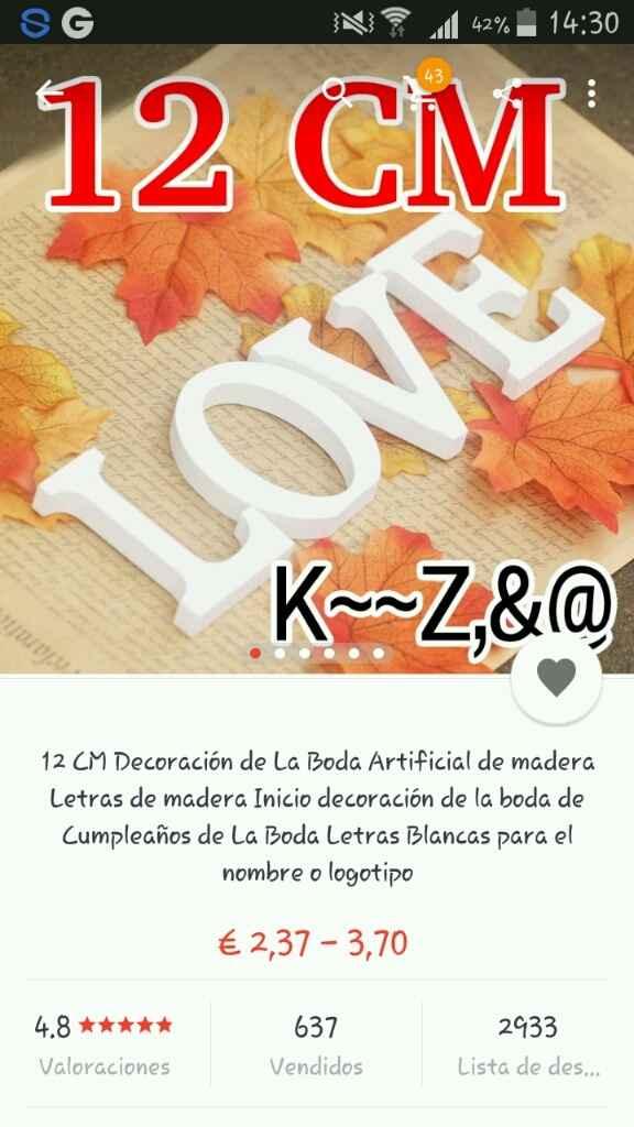 Love para mesas - 6