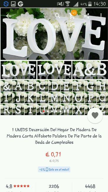 Love para mesas - 5