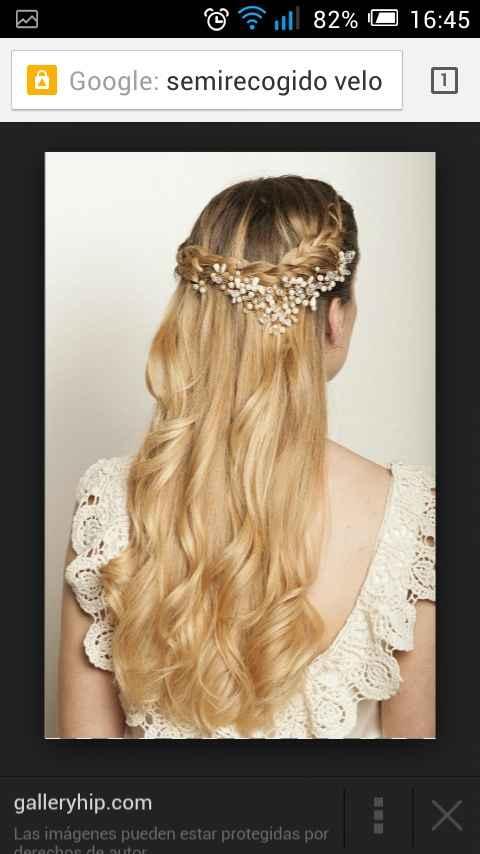 Diademas de flores sencillas dónde comprarla y con qué peinado llevarla - 1