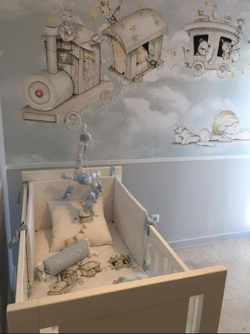 Habitación bebé experiencias 6