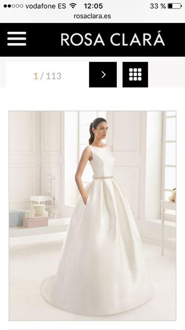 precio vestido rosa clara - página 2 - moda nupcial - foro bodas