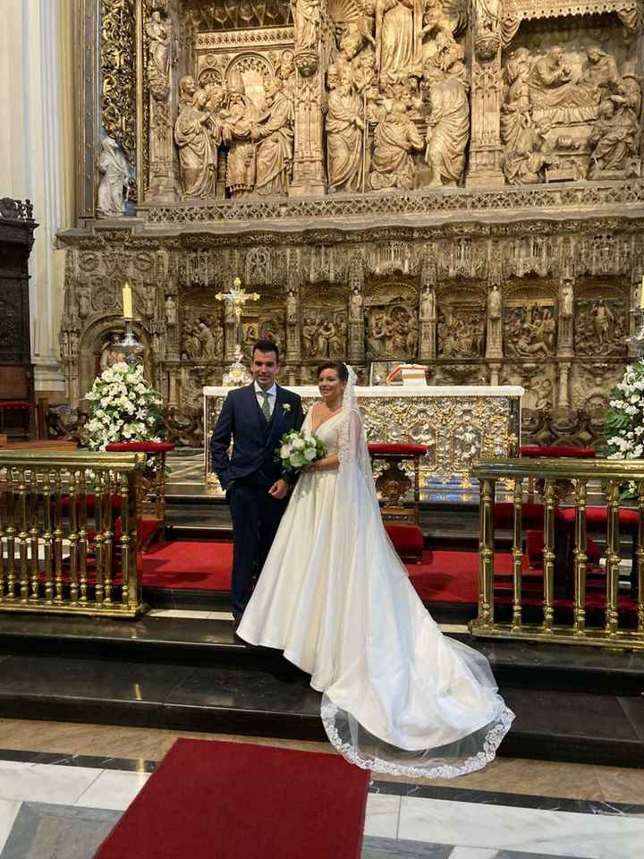 Mi boda. 29 de agosto de 2020 💍 - 2
