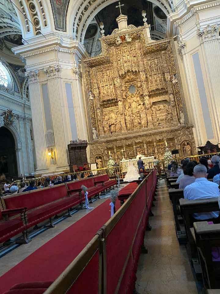 Novios que nos casamos el 29 de Agosto de 2020 en Zaragoza - 1