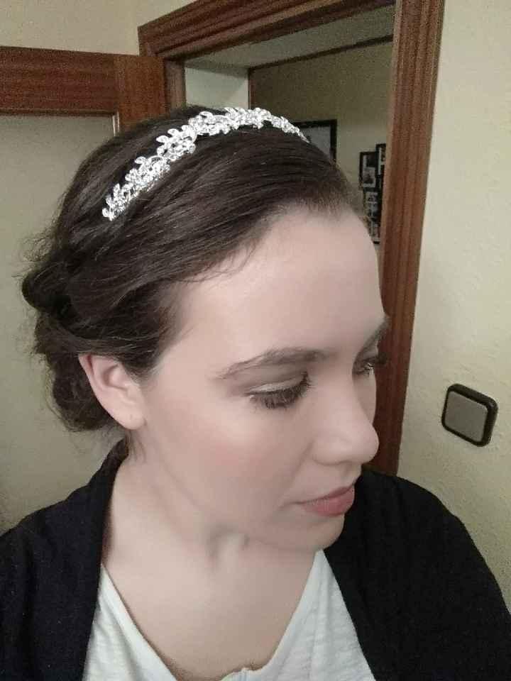 Diademas/ tiara/tocado - 1