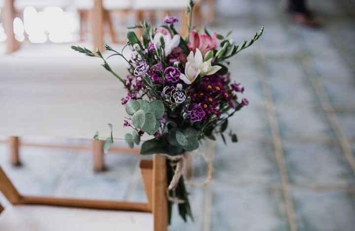 Decoración de Sillas de la boda !! - 1
