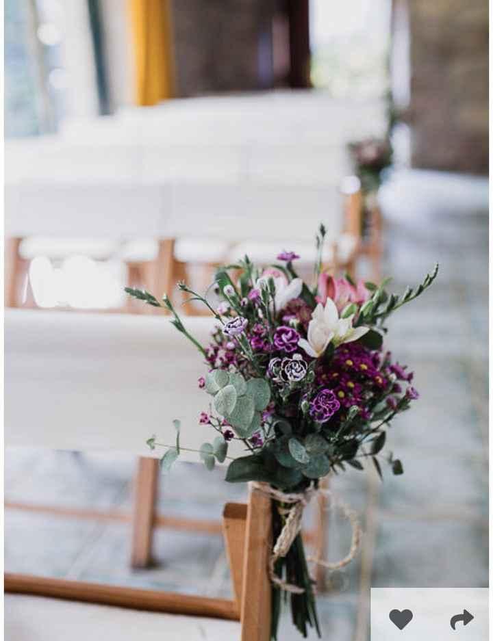 Decoración de Sillas de la boda !! - 2