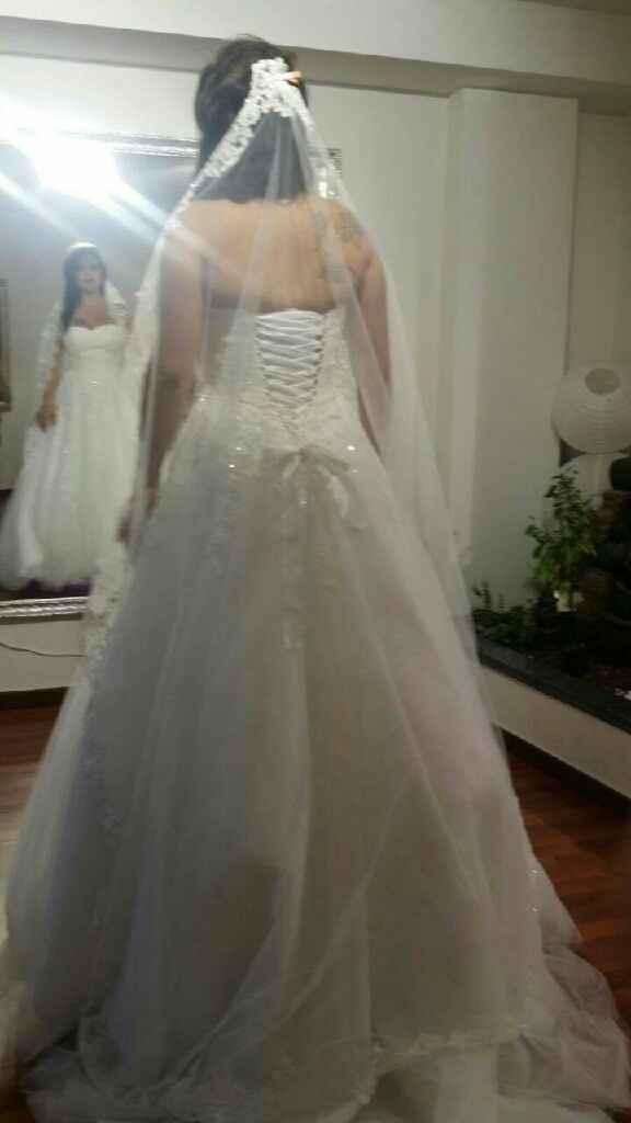 Ya tengo mi vestido que les parecee!? - 2