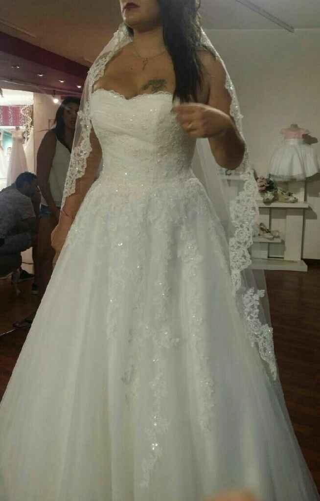 Ya tengo mi vestido que les parecee!? - 3