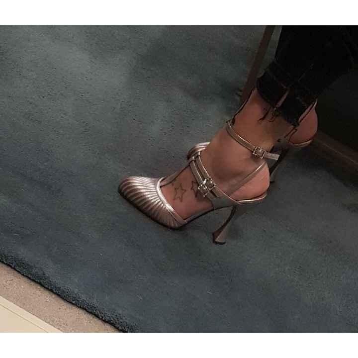Zapatos elegidos  👠 👰 - 1