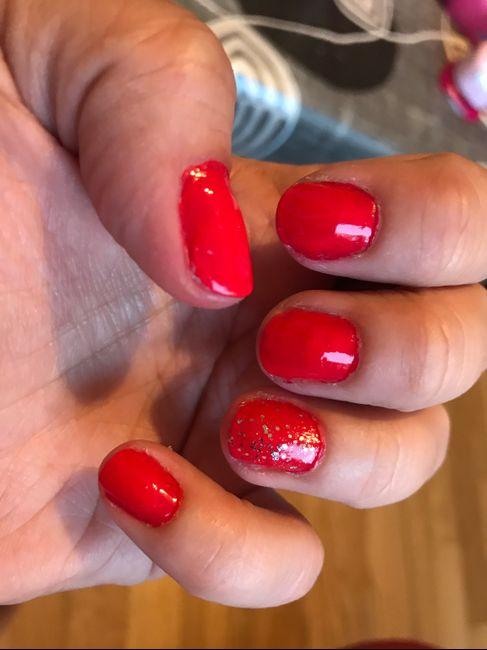 Uñas Rojas Para Boda Belleza Foro Bodasnet