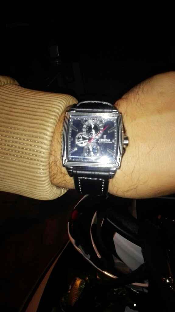 Ayuda!!! reloj de pedida!!! - 1