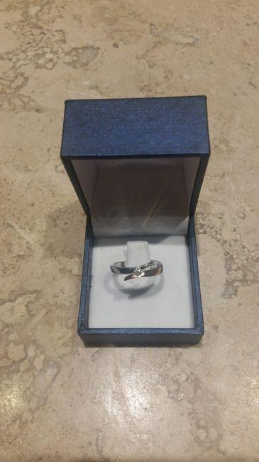 El anillo !