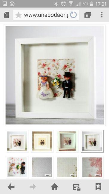 Ideas para no regalar figuras de novios - Antes de la boda - Foro ...