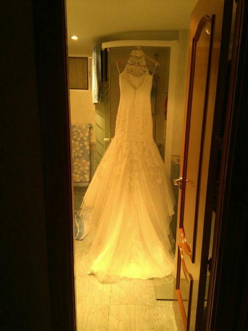 miedos a meter vestido en la lavadora - recién casad@s - foro bodas