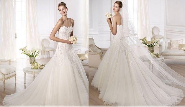 duda cancan - moda nupcial - foro bodas