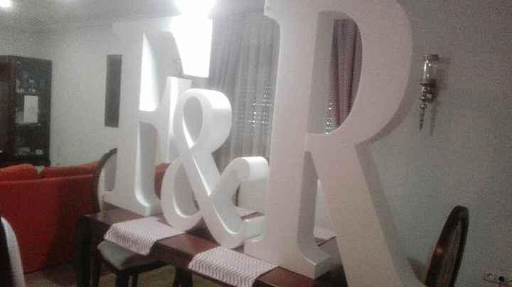Letras gigantes!! - 1
