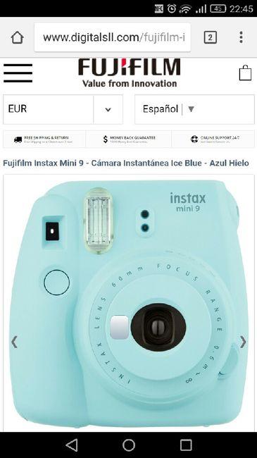 Fujifilm instantáneas - 2