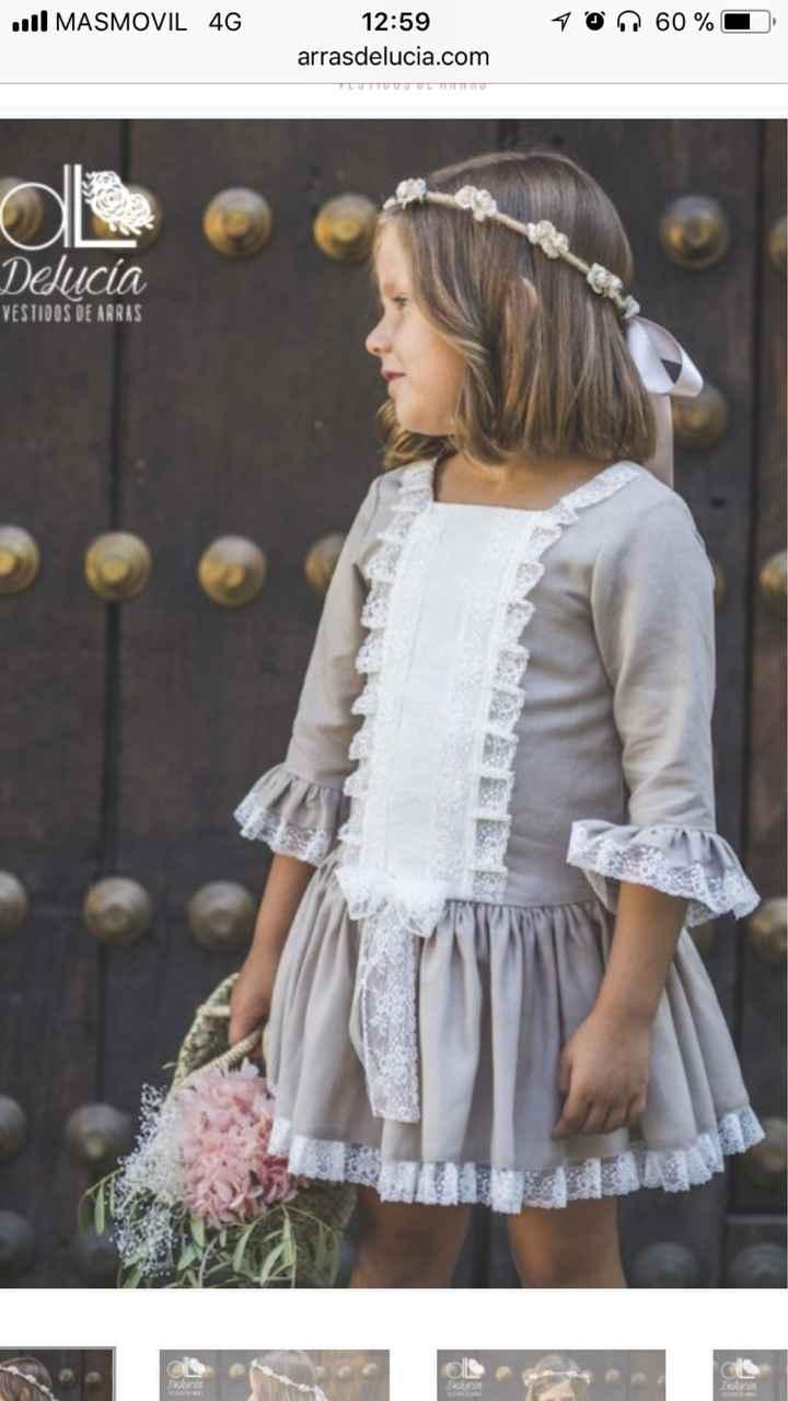 Vestidos niños - 1