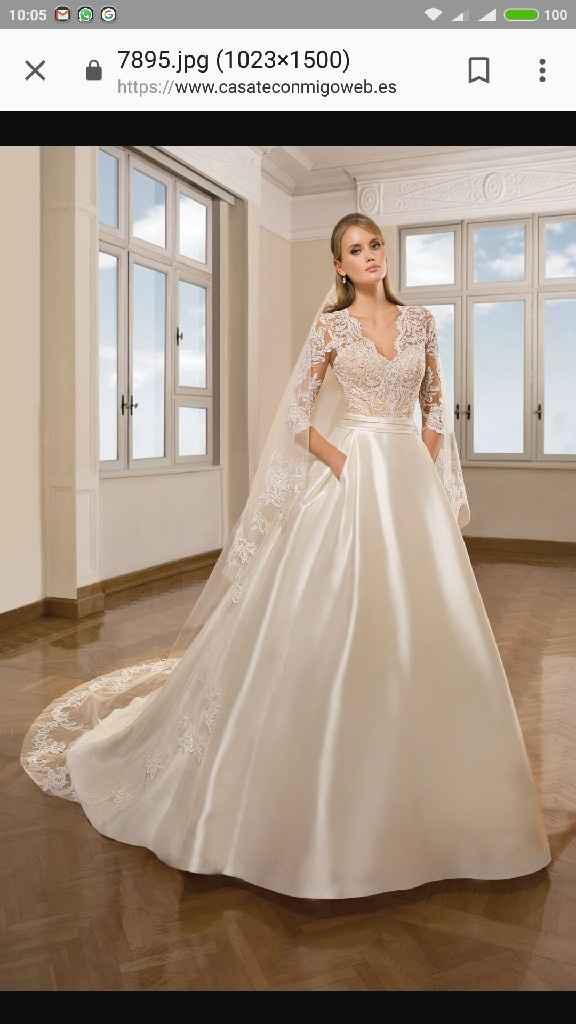 Precio de este vestido? - 1