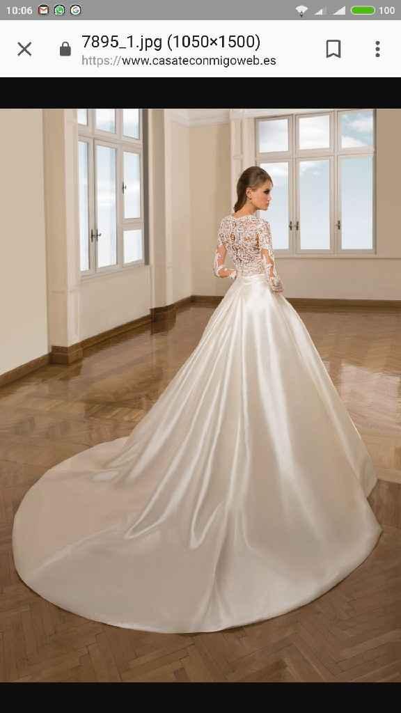Precio de este vestido? - 2