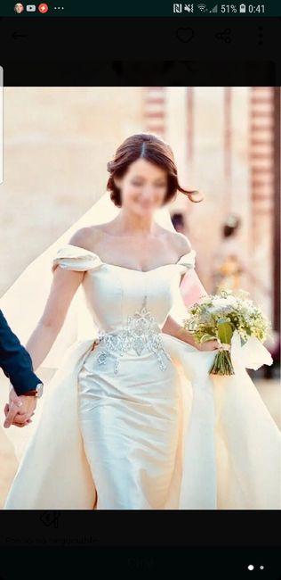 ¿que vestidos  de novia tenéis vosotras elegidos?🙂 - 1
