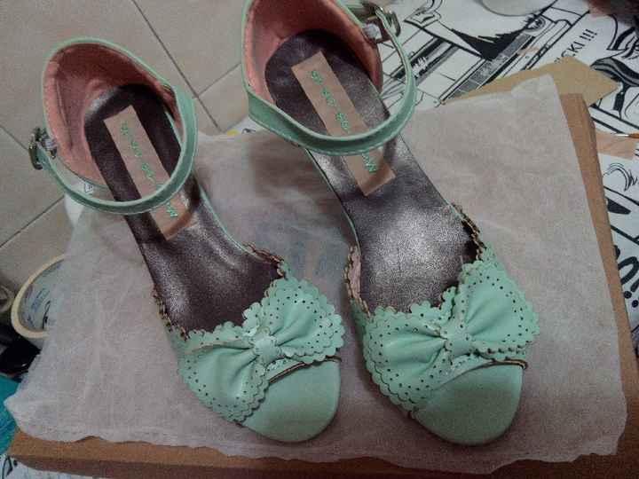 Busco zapatos mint - 1