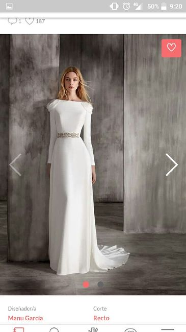precio vestidos higar novias - organizar una boda - foro bodas