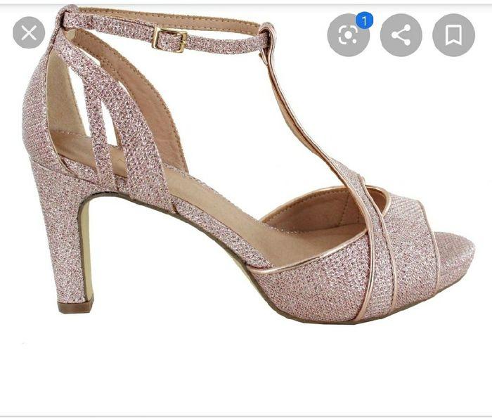 ¿Cuánto os han costado los zapatos de la boda? 6