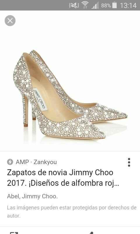 Me encantan estos zapatos pero son tremendamente caros! 😕 - 1