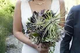 Ramo novia cactus