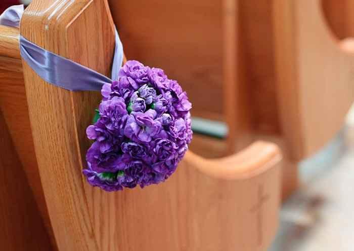 Bodas violeta