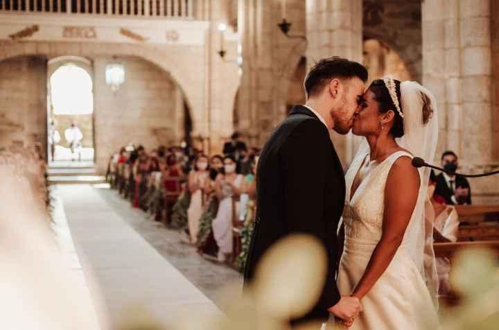 Finalmente casados en los tiempos de Covid!! - 1