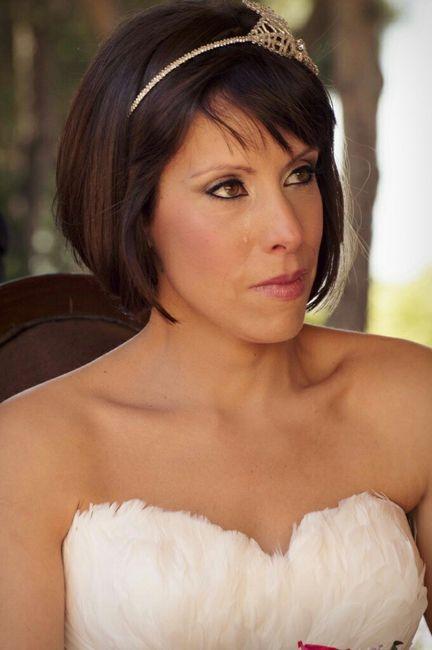 Novias verónica calderón-peinado y maquillaje. - 2