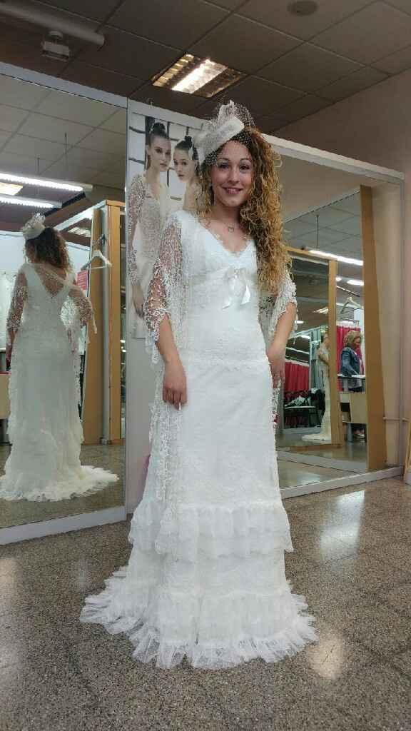 Mi vestido!!!! - 1