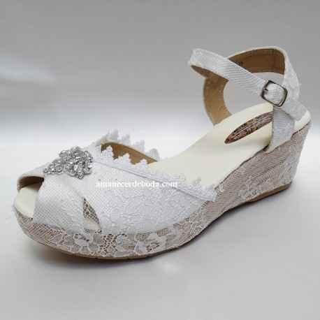 Calzado para novias con limitaciones - 4