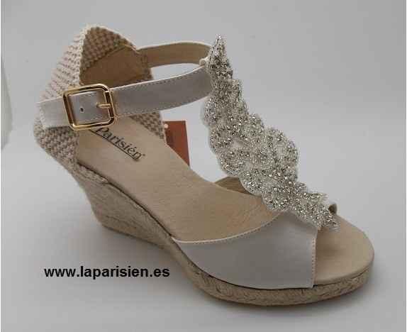 Calzado para novias con limitaciones - 6