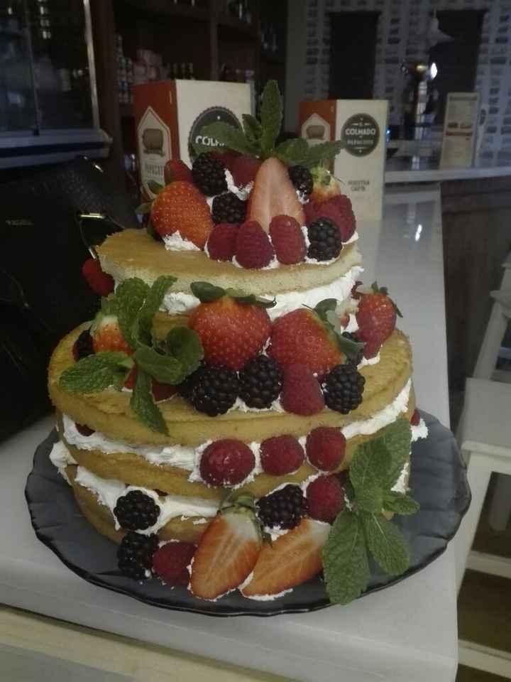 Naked cakes - 1