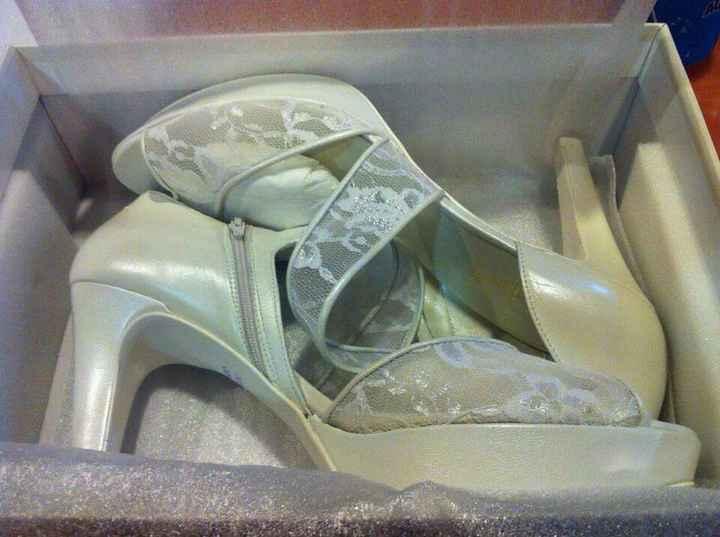 Modelos de zapatos comodos con tacón - 1