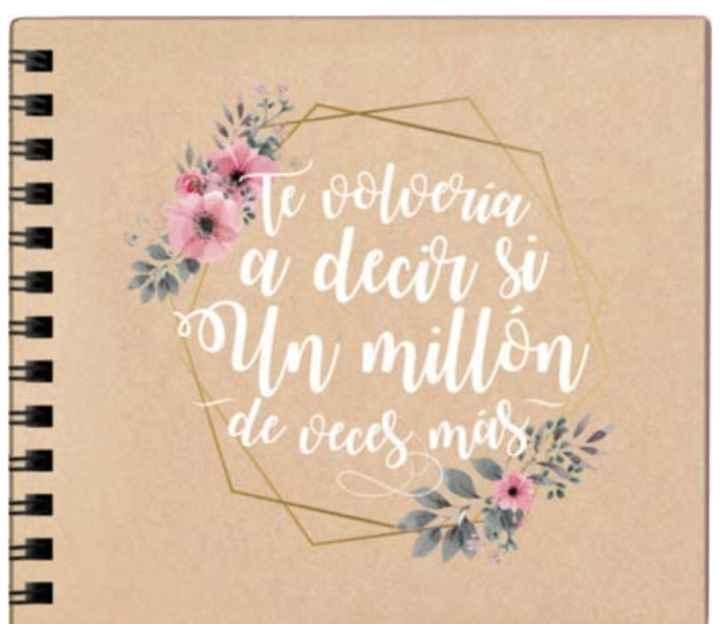 Modificación del libro de firmas por cambio de fecha de boda - 1