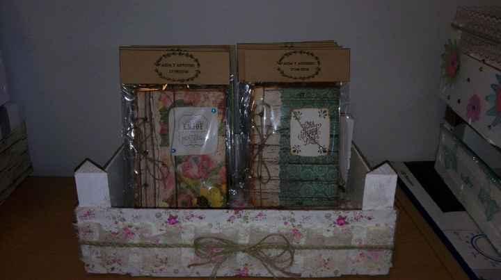 Primera caja decorada!!! - 1