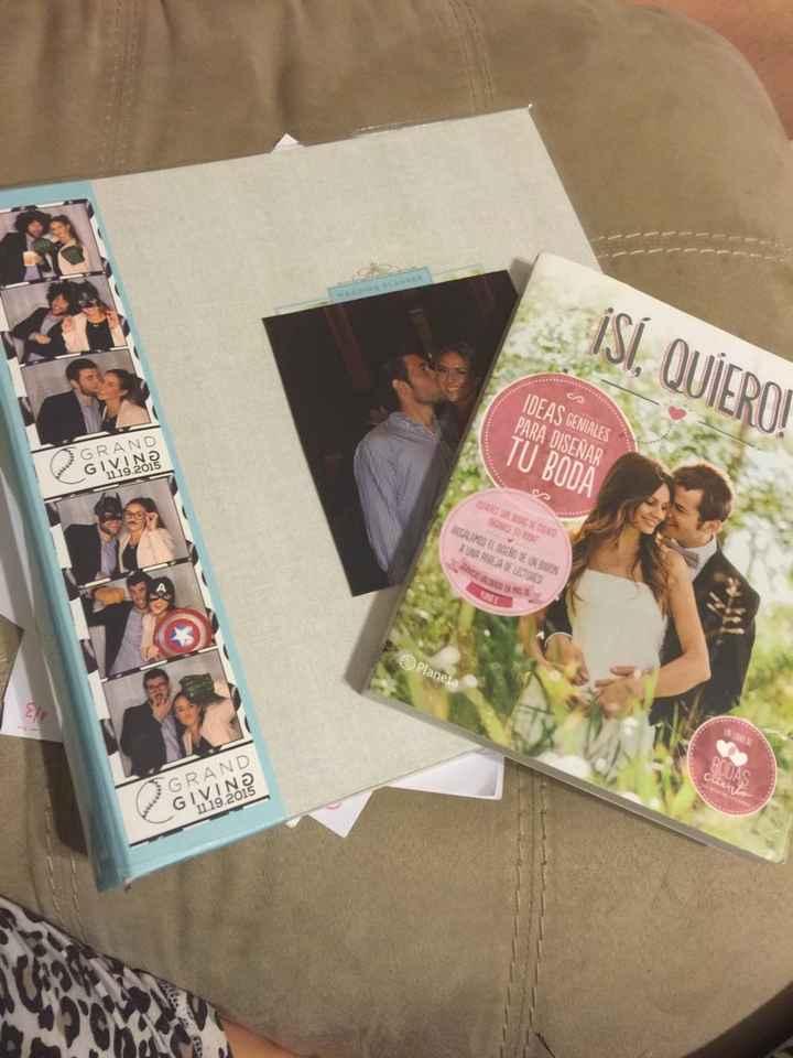 Yo soy mi wedding  planner!! - 1