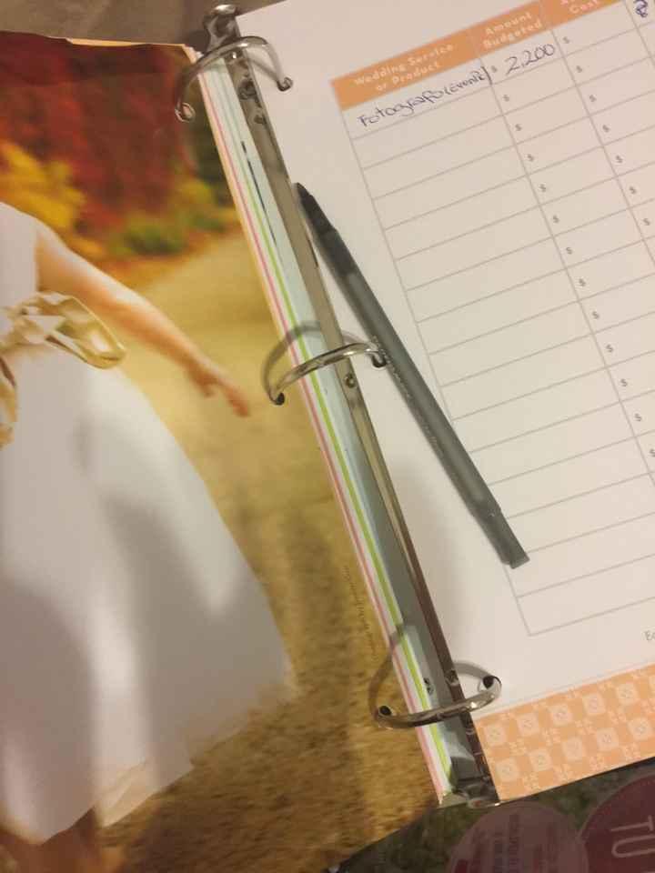 Yo soy mi wedding  planner!! - 3