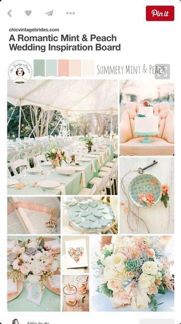 Colores de boda - 2