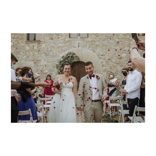 Ayer por fin nos casamos 2