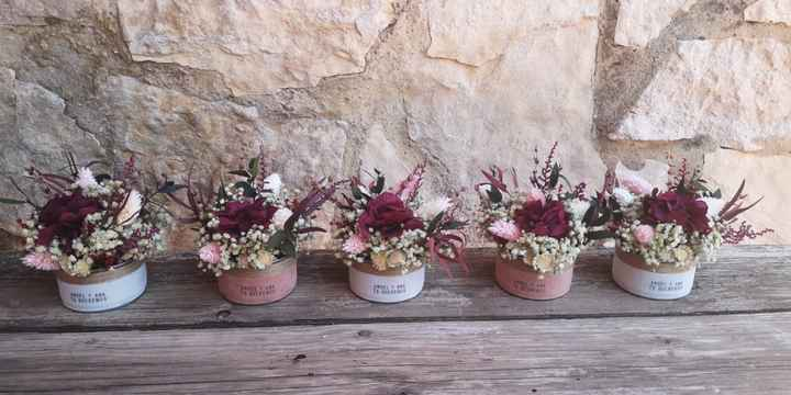 Flores en lata - 3