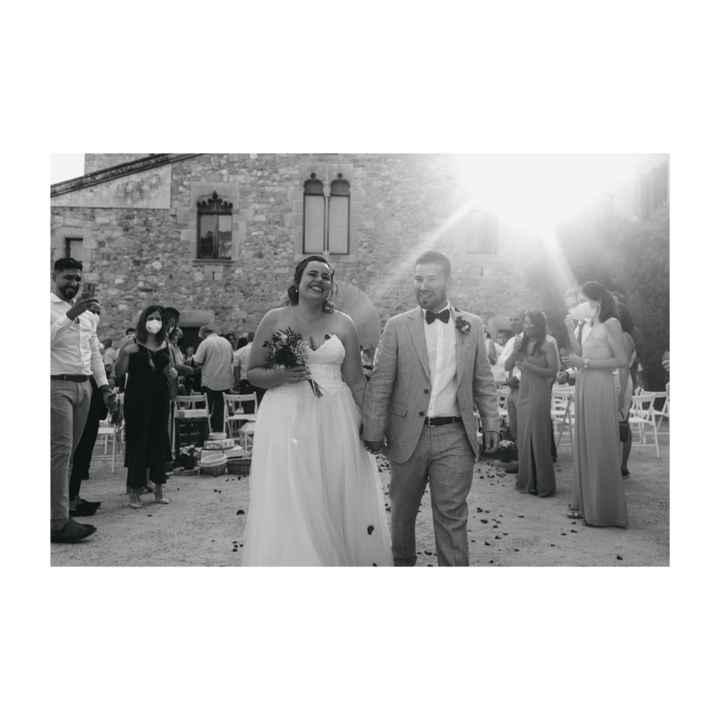 Ayer por fin nos casamos - 1