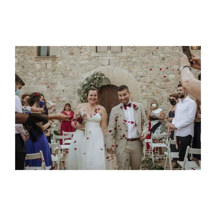 Ayer por fin nos casamos - 2