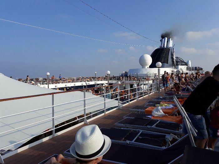 Nuestra luna de miel: experiencia con msc cruceros. 1
