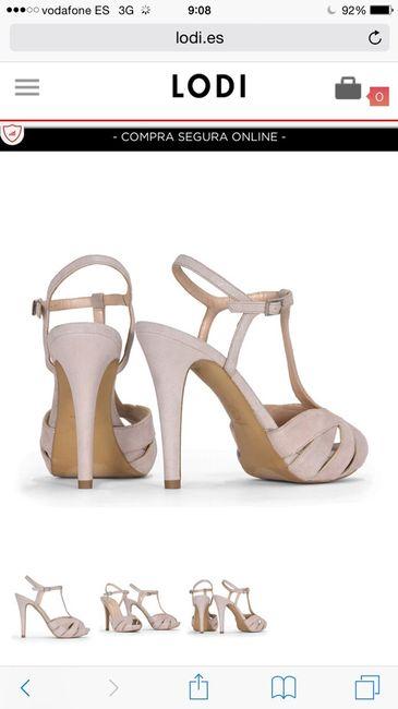 Zapatos rosa cuarzo - 2