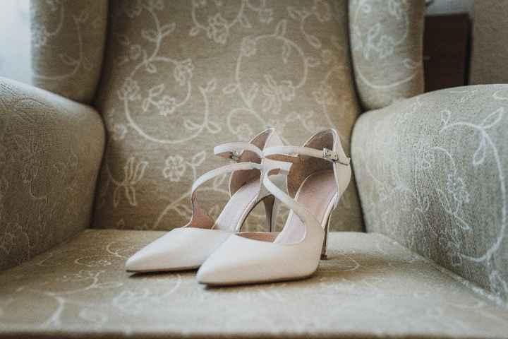 Ya tengo mis zapatos de novia!!! - 1